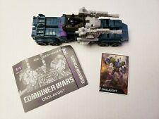 Onslaught Transformers Combiner Wars u