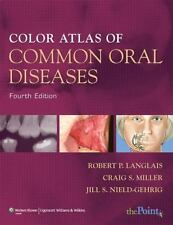 Color Atlas of Common Oral Diseases Int'L Edition
