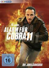 2 DVDs * ALARM FÜR COBRA 11 - JUBILÄUMSBOX # NEU OVP §