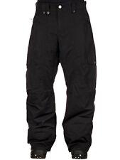 New Mens Bonfire Davis Shell Ski and Snowboard Pants Large Black Tall