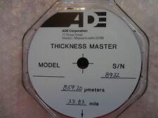 ADE 850um Thickness Master, 125mm, 020986-34