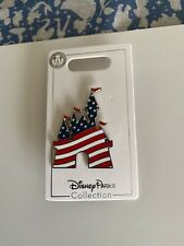 on Card Disney Parks 2020 Fantasyland Castle Americana Trading Collector Pin