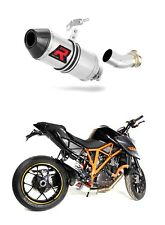 Exhaust silencer DOMINATOR HP3 KTM 1290 SUPER DUKE R 14-16 LOW LEVEL + DB KILLER