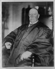 1930 WILLIAM HOWARD TAFT Supreme Court Chief Justice Press Photo
