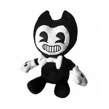 "BENDY Plush 8"" Black & White Bendy and the Ink Machine NEW"