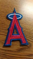"MLB ANGELS A 4""X 2"" IRON ON PATCH NICE !"