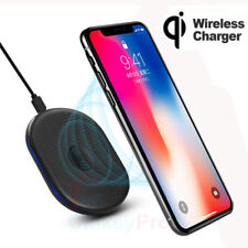 Qi Wireless Charger Induktive Ladestation Kabellos Für Iphone X 8 plus Note 8 S8