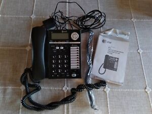 Phone 2 Line Speakerphone Caller ID Call Waiting Office Home Conferencing Work