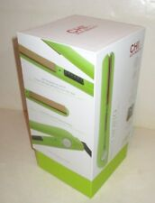 CHI MINTY MOJITO TOURMALINE HAIR FLAT IRON STRAIGHTENER ULTA EXCLUSIVE & TOTE