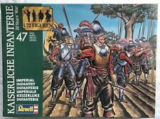 REVELL 1/72 - 2556 30 YEARS WAR IMPERIAL  INFANTRY - COMPLETE IN A SEALED BOX