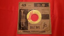 DISCO 45 giri - JENNY LUNA - Stupid cupid - 1959