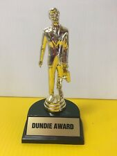 Dundie Award Trophy The Office TV Show Michael Scott Dundee Dunder Mifflin