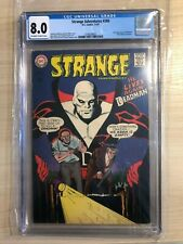STRANGE ADVENTURES #206 (Deadman, Boston Brand 2nd app) CGC 8.0 DC Comics 1967