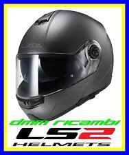 Ls2 Casco Moto Ff325 Strobe Matt Titanium XL