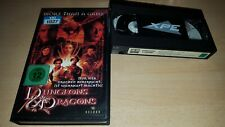 Dungeons & Dragons - Bruce Payne - Jeremy Irons - Columbia Tristar - VHS