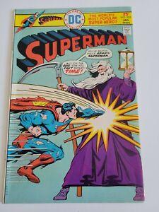 Superman #295, DC, 1976