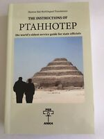 INSTRUCTIONS of PTAHHOTEP Shemsw Bak Multilingual trans. ANCIENT EGYPT AFRICA