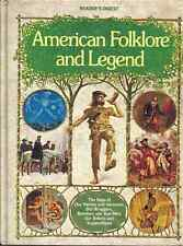 AMERICAN FOLKLORE AND LEGEND - US HISTORY FACT & TALL TALES - FULL COLOR ILLOS!