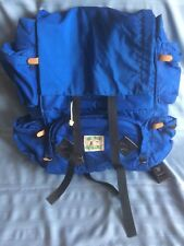 Vintage 70/80's ULTIMATE EXPERIENCE Backpack Padded Camera Bag