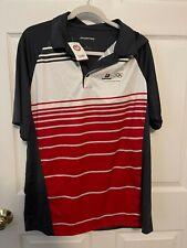 New Sport Tek Team USA Olympic Apparel Men's Short Sleeve Shirt L