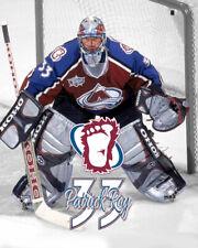 Colorado Avalanche PATRICK ROY Unsigned Spotlight Photo 8x10 #1 NHL HOF