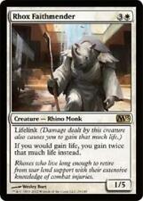 Rhox Faithmender NM Magic 2013 (M13) 2B3