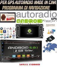 """SD NAVIGAZIONE 4GB PER AUTORADIO """"XOMAX""""ANDROID 4./61. EUROPA 01/09/2018"""