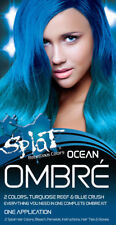 Splat Ombre Ocean - Turquoise Reef and Blue Crush complete kit
