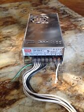 Mean Well Mw Sp 200 5 Switching Power Supply 110 240 Vac 35 Amp