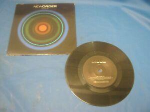 "RECORD 7"" SINGLE NEW ORDER BLUE MONDAY 1988 1640"