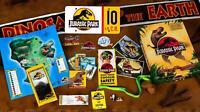 Jurassic Park 25th Anniversary Legacy Kit Australia Collectors Edition