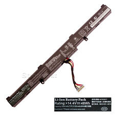 A41N1611 battery for ASUS GL553 GL553VW GL553VD GL553VE A41LK5H A41LP4Q