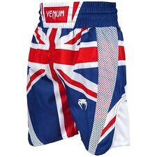 Venum Elite UK Flag Boxing Shorts Small