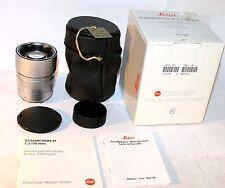 Leitz Leica Objektiv Summicron-M 1:2/90mm 11 137 / 3644414 * OVP * 10568
