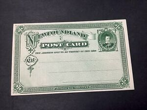 P1 NEWFOUNDLAND POST 1873 MINT ,PRISTINE CONDITION.