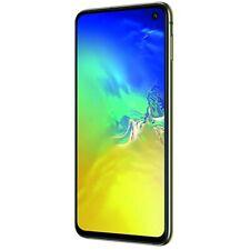 Samsung Galaxy S10e G970F 128GB gelb 6GB RAM Android Smartphone LTE AMOLED