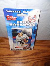 2016 New York Yankees - Topps - Team Baseball Card Set - MLB