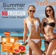 Nutroxsun Collagen Tripeptide Vitamin C Sun drink Dietary Whitening Sunscreen