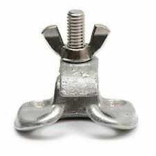 "Awning Hardware Fitting Head Rod Clamp 1/2"" Aluminum"