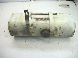 1971-2 Bolens Husky 1054 Garden Tractor Part : Gas Tank,Clean Inside