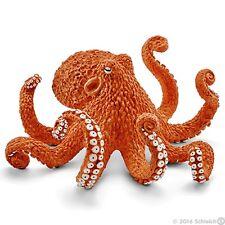 SCHLEICH ANIMALI MARINI SEA LIFE OCTOPUS PIOVRA 14768 NEW 2016