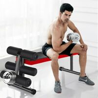 Adjustable Foldable Bench And Utility Weight Bench for Full Body Workout AB