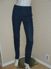 NWT JACK BB DAKOTA BLUE SKINNY JEANS ZIPPER ZIP ANKLE 8