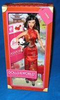 BARBIE DOLLS OF THE WORLD CHINA NEW