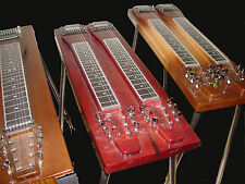 Lap & Console Steel Guitar - Design & Construction 3.0