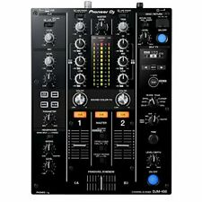 Pioneer DJM450 2 Ch Compact Mixer