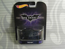 HOT WHEELS ''retro entertainment'' THE DARK KNIGHT RISES = THE BAT