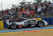 Fassler & Lotterer & Treluyer Audi R18 TDi Winners Le Mans 2011 Photograph 11