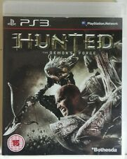 Hunted The Demon's Forge. Ps3. Fisico. Ingles