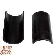 SUNLITE BLACK BICYCLE HANDLEBAR SHIMS---22.2/25.4mm